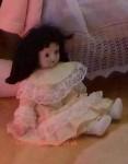 China Lace Dolly - Adult Baby Nursery London, UK