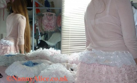 Nanny Alice's Adult Baby (ABDL) Nursery London UK