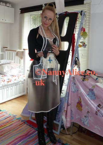 Nanny Alice's ABDL Nursery London UK