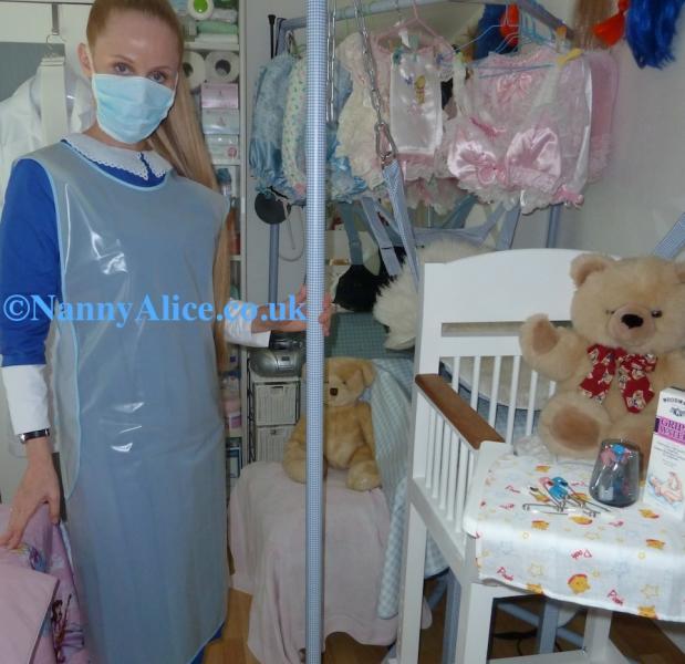Nanny Alice Nanny Alice S Nursery Adult Babies