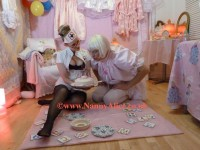 Adult Babies love birthdays! - London UK