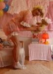 'Happiness is, Nanny Alice's Adult Baby Nursery', London, UK