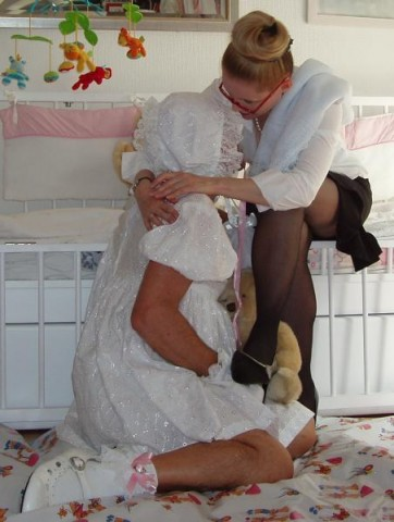 Adult baby nanny